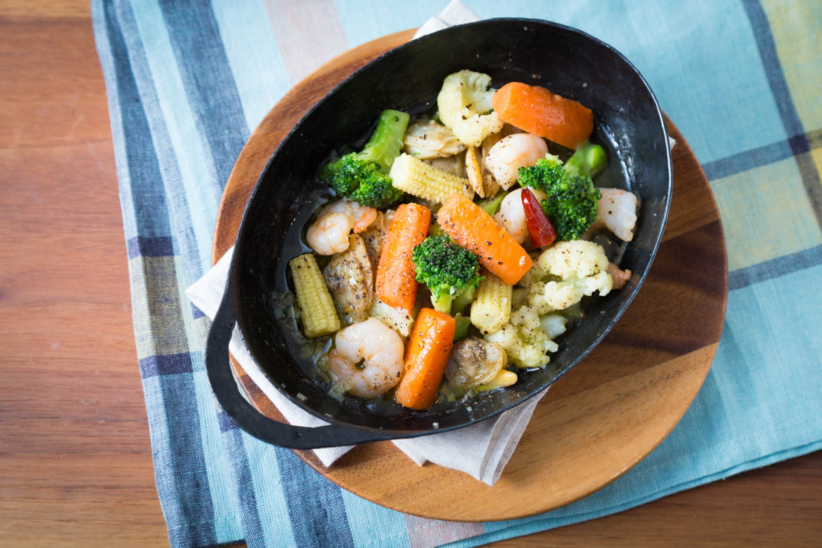 ミックス レシピ 野菜 冷凍